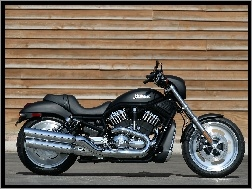 Harley-Davidson VRSC Night Rod, Chromy